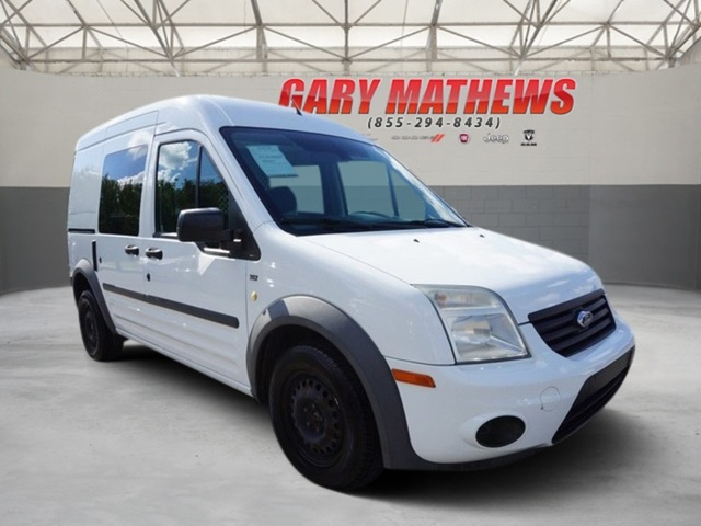 Pre Owned 2013 Ford Transit Connect Xlt 4d Cargo Van In Clarksville