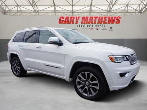 New Jeeps in Clarksville | Gary Mathews Motors