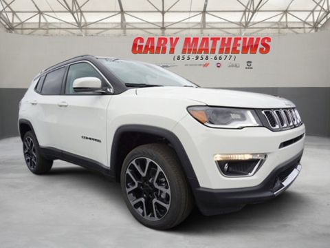 New Jeep Comp in Clarksville | Gary Mathews Motors